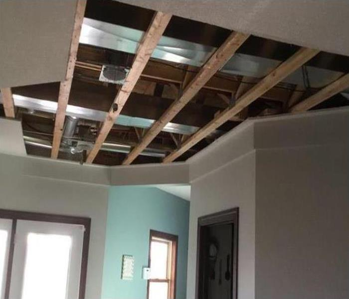 Storm Damage Restoration In Faribault