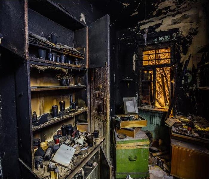 Why SERVPRO After A Fire In Your Faribault Home, Contact Our Crew For Help With Cleanup And Debris Removal!