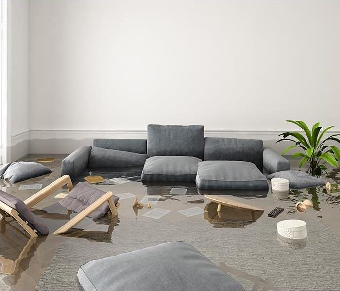 Storm Damage How Our SERVPRO Experts Will React Quickly To Flood Damage In Your Northfield Home